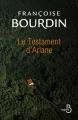 """Afficher """"testament d'Ariane (Le) n° 01"""""""
