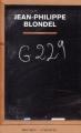 """Afficher """"G 229"""""""