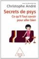 """Afficher """"Secrets de psys"""""""
