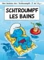 """Afficher """"Les Schtroumpfs n° 27<br /> Schtroumpf les bains"""""""