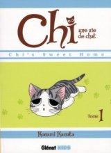 """Afficher """"Chi n° 1 Chi, une vie de chat - 1"""""""