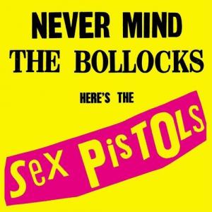 "Afficher ""Never mind the bollocks"""