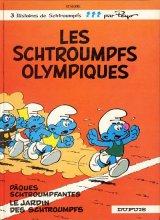 """Afficher """"Les Schtroumpfs olympiques"""""""