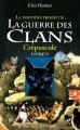 """Afficher """"La Dernière prophétie (cycle 2 de la Guerre des Clans) - série complète n° 5 Crépuscule"""""""