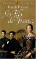 """Afficher """"La Cour des Dames n° 2<br /> Les Fils de France"""""""