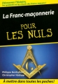 Couverture de La Franc-maçonnerie pour les nuls