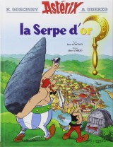 """Afficher """"Une aventure d'Astérix n° 2<br /> La serpe d'or"""""""