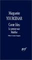vignette de 'Conte bleu (Marguerite Yourcenar)'