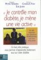 """Afficher """"Je contrôle mon diabète, je mène une vie active"""""""