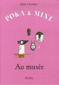 vignette de 'Poka et Mine<br /> Poka et Mine au musée (Kitty Crowther)'