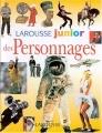"""Afficher """"Larousse junior des Personnages"""""""