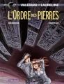 "Afficher ""Valérian et Laureline n° 20<br /> L'ordre des pierres"""