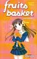 "vignette de '""Fruits basket"" fan book n° 1<br /> Fruits basket (Takaya, Natsuki)'"