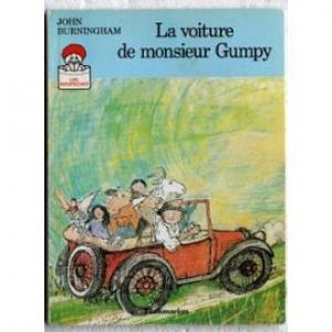 """Afficher """"La Voiture de monsieur Gumpy"""""""