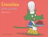 vignette de 'Crocolou<br /> Crocolou aime cuisiner (Texier, Ophélie)'
