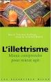"""Afficher """"L'illetrisme"""""""