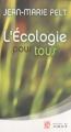 """Afficher """"L'Ecologie pour tous"""""""