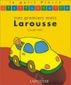 """Afficher """"Mes premiers mots Larousse"""""""