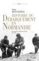 """Afficher """"Histoire du débarquement en Normandie"""""""
