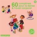 """Afficher """"60 comptines pour la danse & l′éveil corporel"""""""