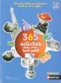 """Afficher """"365 activités avec mon tout petit 1-3 ans"""""""