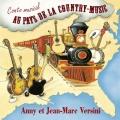 vignette de 'Au pays de la country music (Jean-Marc Versini)'