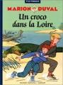 """Afficher """"Marion Duval n° 4 Un Croco dans la Loire"""""""