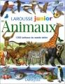 "Afficher ""Larousse junior des animaux"""