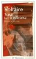 """Afficher """"Traité sur la tolérance"""""""