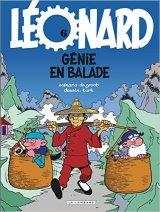 "Afficher ""Léonard n° 6 Génie en balade"""