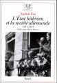 """Afficher """"L'Etat hitlérien et la société allemande"""""""