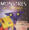 """Afficher """"Monstres en origami"""""""