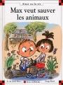 """Afficher """"Max et Lili n° 96 Max veut sauver les animaux"""""""