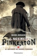 """Afficher """"L'Agence Pinkerton n° 1 Le Châtiment des hommes-tonnerres"""""""