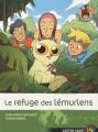 vignette de 'Les Sauvenature n° 10<br /> Le refuge des lémuriens (Jean-Marie Defossez)'