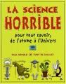 """Afficher """"La science horrible"""""""