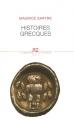 vignette de 'Histoires grecques (Maurice Sartre)'