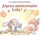 """Afficher """"Lola Joyeux anniversaire Lola!"""""""