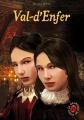 """Afficher """"Le Grimoire au rubis n° Cycle 02 : Tome 01<br /> Val-d'Enfer"""""""