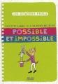 """Afficher """"Possible et impossible"""""""