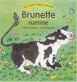 """Afficher """"Brunette rumine"""""""