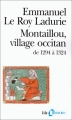 "Afficher ""Montaillou, village occitan de 1294 à 1324"""