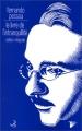 """Afficher """"Le Livre de l'intranquillité de Bernardo Soares"""""""
