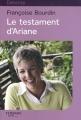 "Afficher ""testament d'Ariane (Le)"""