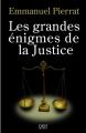 """Afficher """"Les grandes énigmes de la justice"""""""
