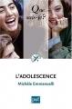 "Afficher ""L'adolescence"""