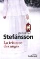 vignette de 'La tristesse des anges (Jón Kalman Stefánsson)'