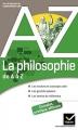 """Afficher """"La philosophie de A à Z"""""""