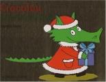 vignette de 'Crocolou<br /> Crocolou aime le Père Noël (Texier, Ophélie)'
