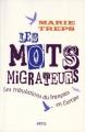 """Afficher """"mots migrateurs (Les)"""""""